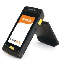 Nordic ID Medea RFID terminál, Laser, WLAN, EU